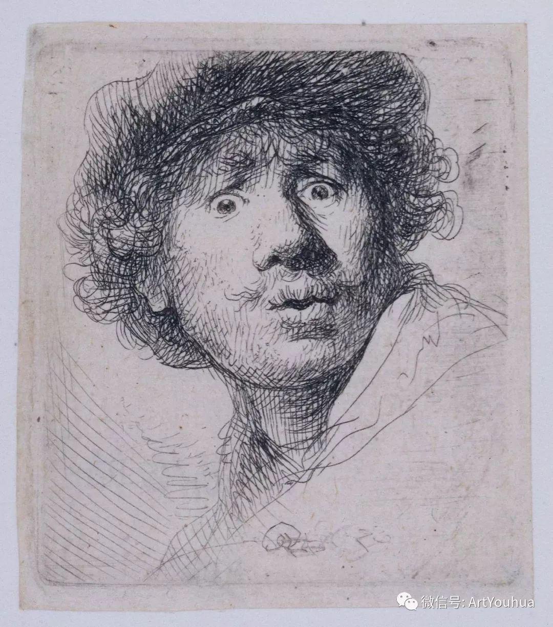 No.24 伦勃朗 | 17世纪欧洲最伟大的画家之一插图84