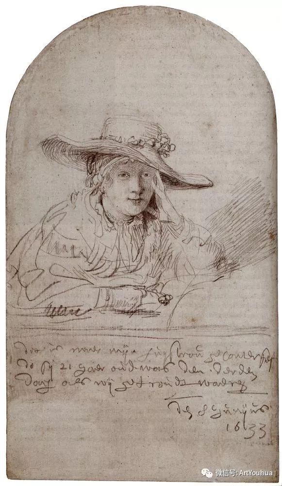 No.24 伦勃朗 | 17世纪欧洲最伟大的画家之一插图85