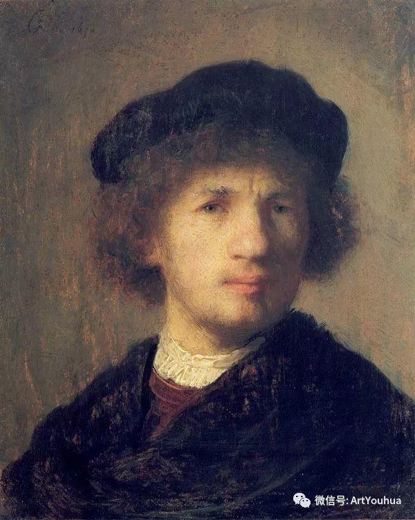 No.24 伦勃朗 | 17世纪欧洲最伟大的画家之一插图86