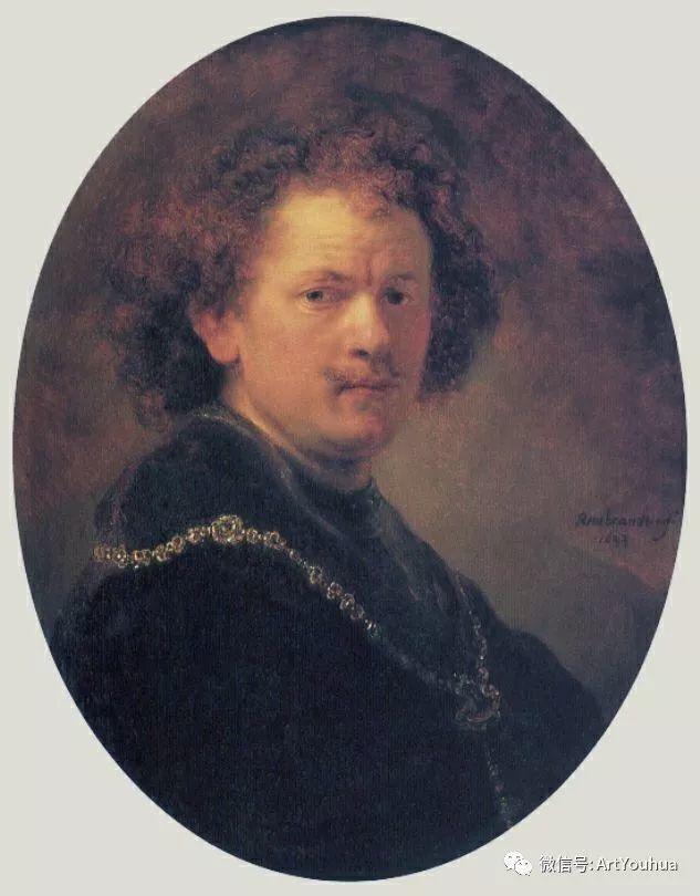 No.24 伦勃朗 | 17世纪欧洲最伟大的画家之一插图87