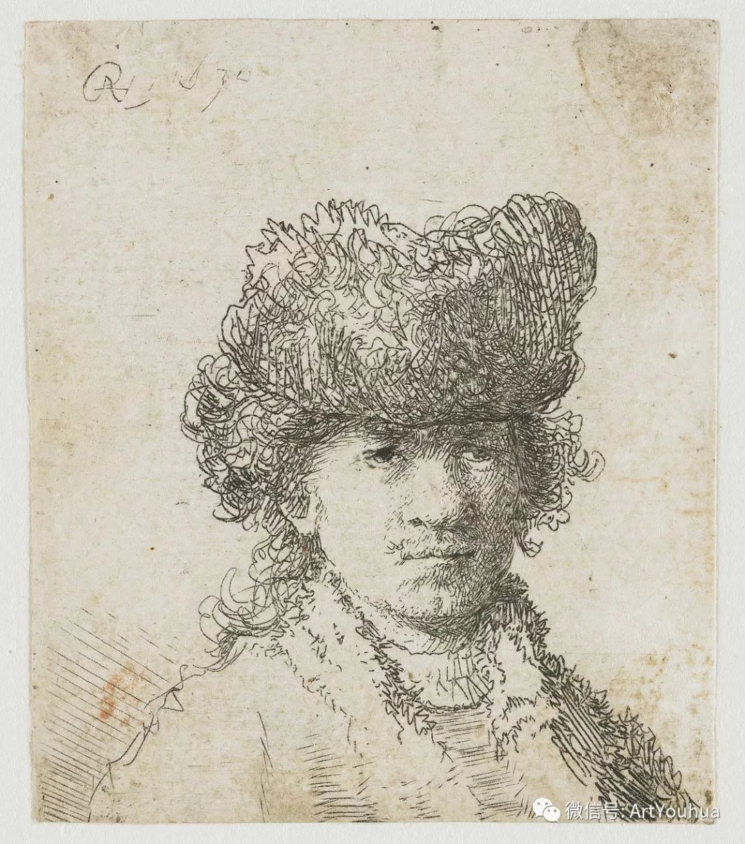 No.24 伦勃朗 | 17世纪欧洲最伟大的画家之一插图88