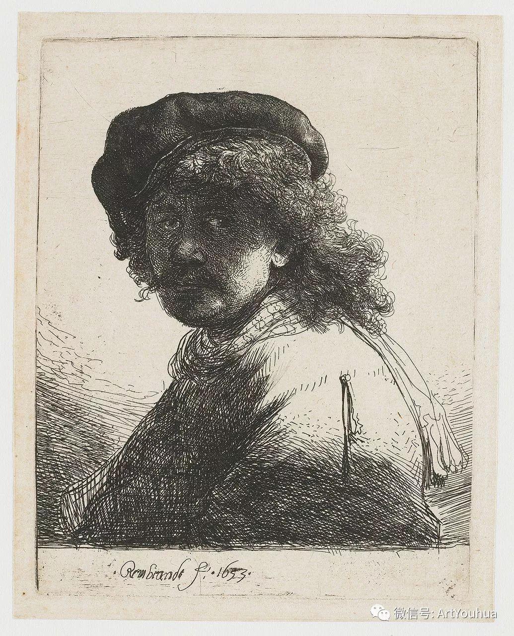 No.24 伦勃朗 | 17世纪欧洲最伟大的画家之一插图89