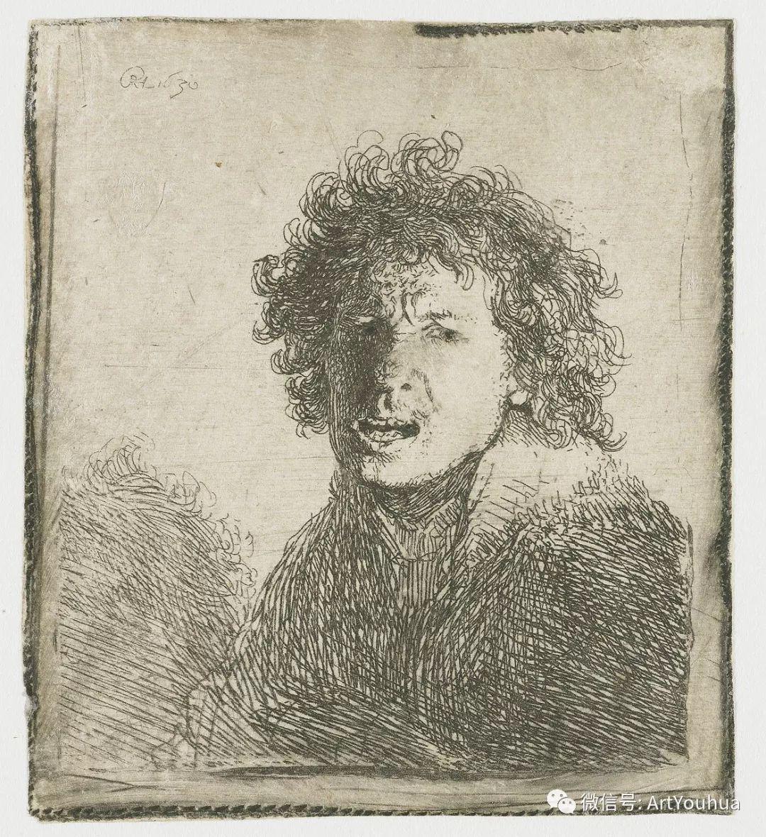 No.24 伦勃朗 | 17世纪欧洲最伟大的画家之一插图90