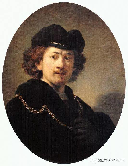 No.24 伦勃朗 | 17世纪欧洲最伟大的画家之一插图91