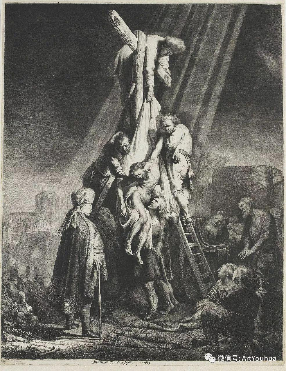 No.24 伦勃朗 | 17世纪欧洲最伟大的画家之一插图93