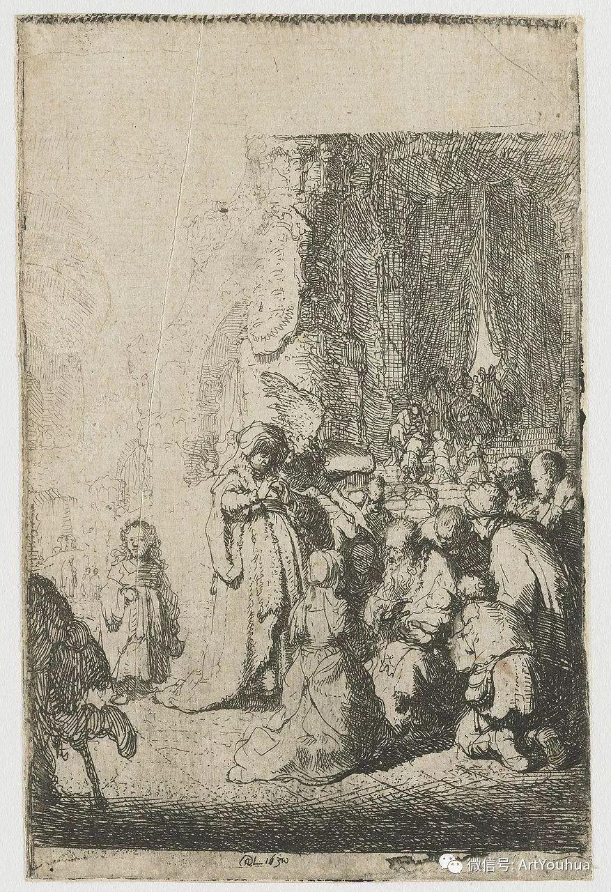 No.24 伦勃朗 | 17世纪欧洲最伟大的画家之一插图94