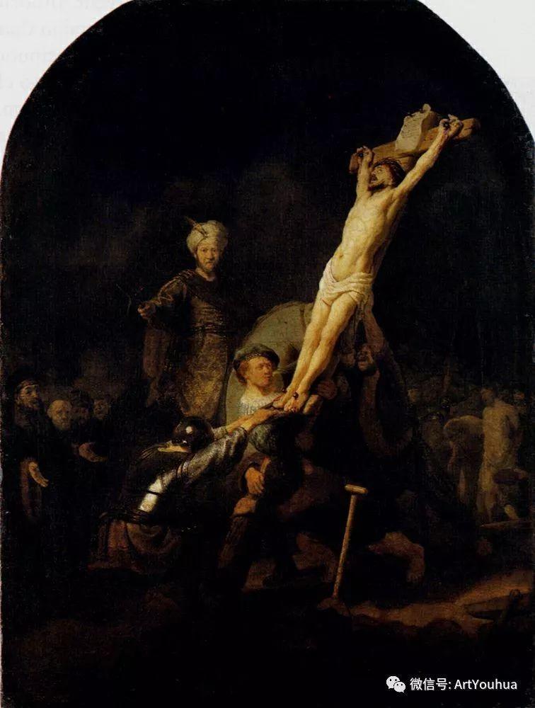 No.24 伦勃朗 | 17世纪欧洲最伟大的画家之一插图95