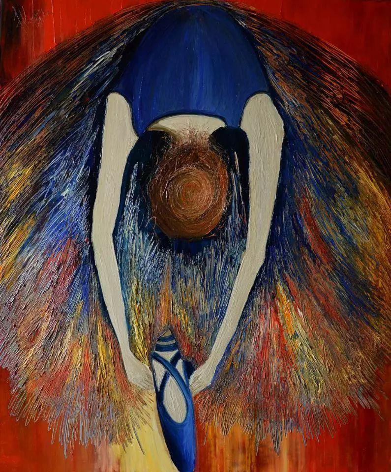 艺术是我的避难所 波兰女艺术家Justyna Kopania作品二插图1
