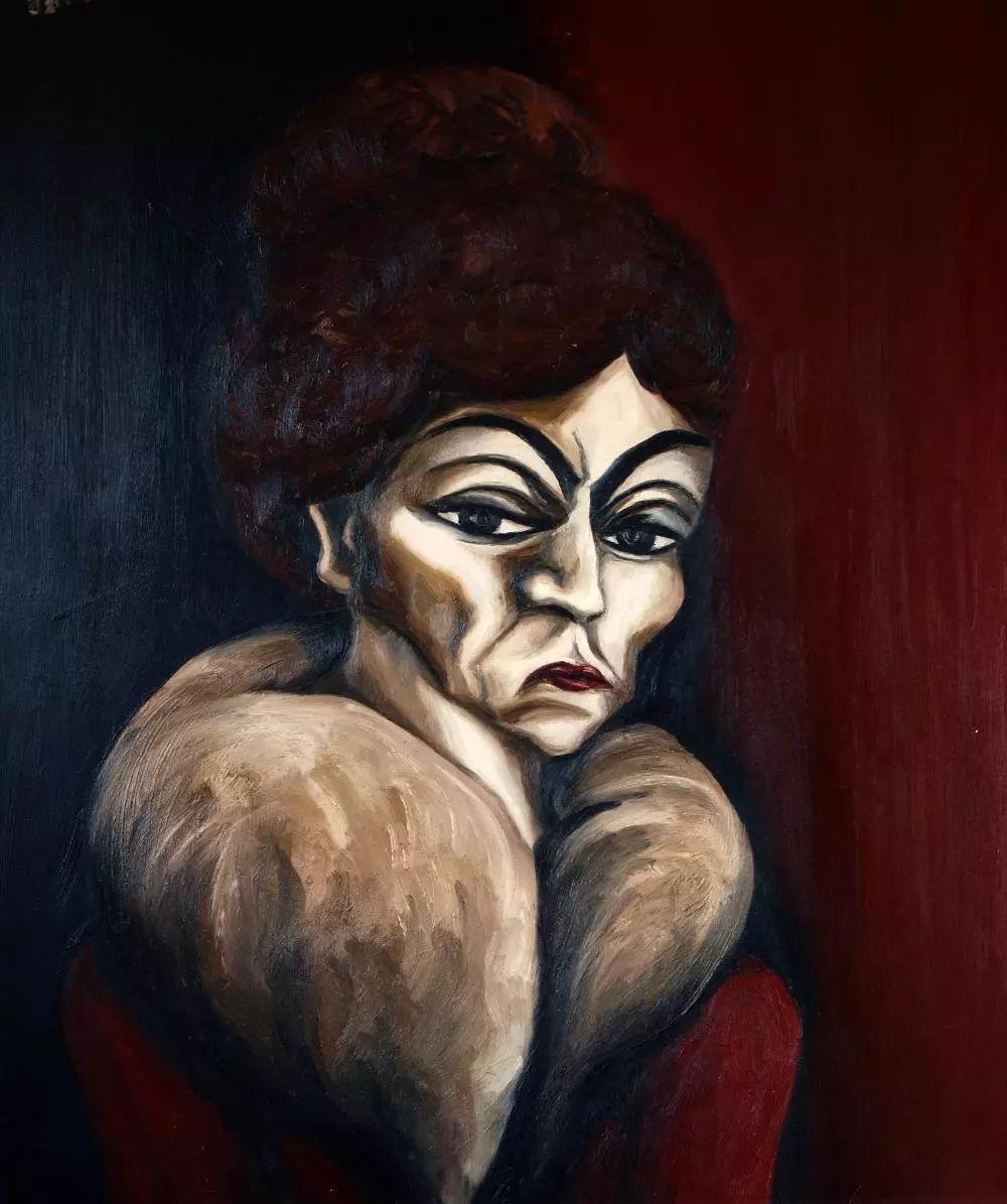 艺术是我的避难所 波兰女艺术家Justyna Kopania作品二插图3