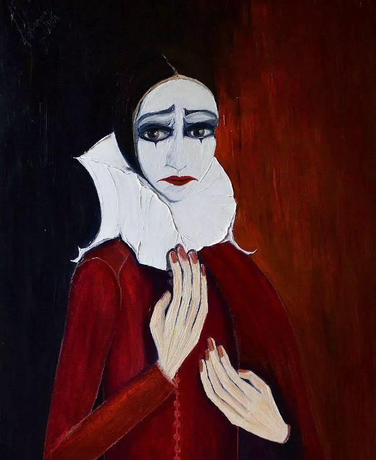 艺术是我的避难所 波兰女艺术家Justyna Kopania作品二插图17