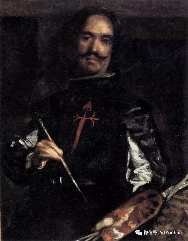 No.23 委拉斯开兹 | 西班牙最伟大的肖像画大师插图