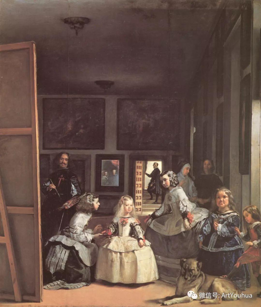 No.23 委拉斯开兹 | 西班牙最伟大的肖像画大师插图5