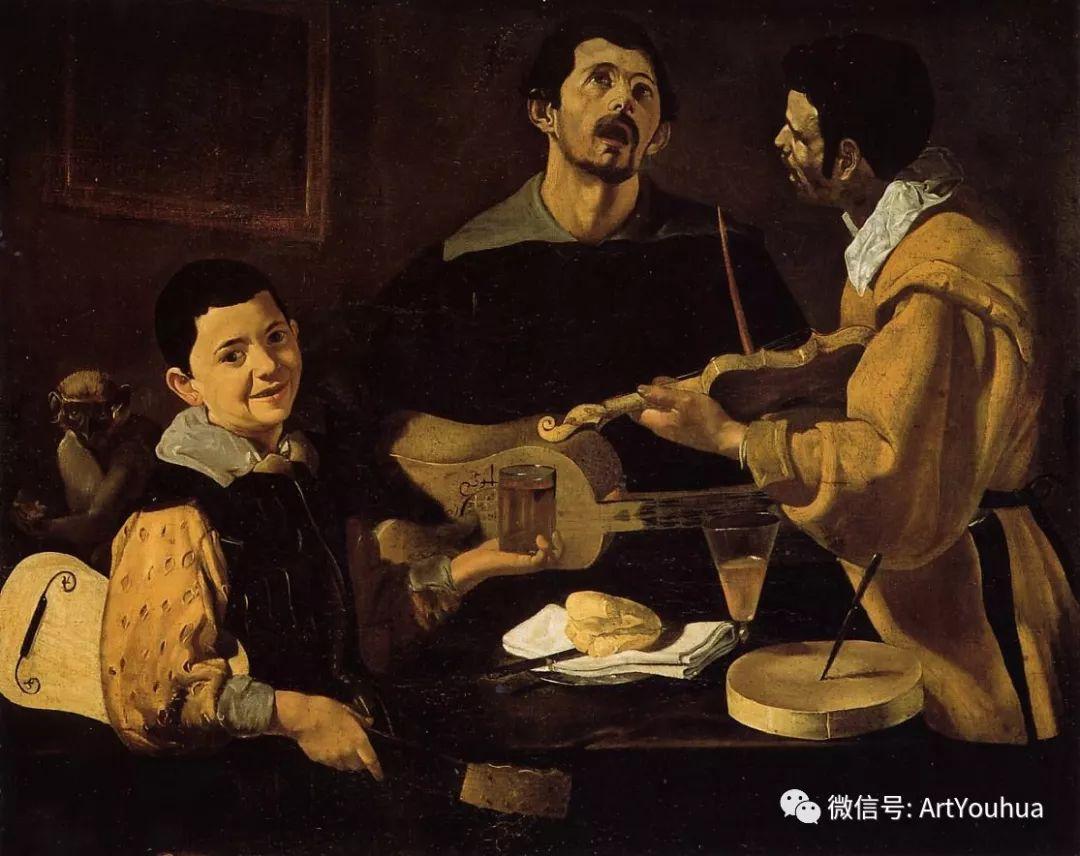 No.23 委拉斯开兹 | 西班牙最伟大的肖像画大师插图13