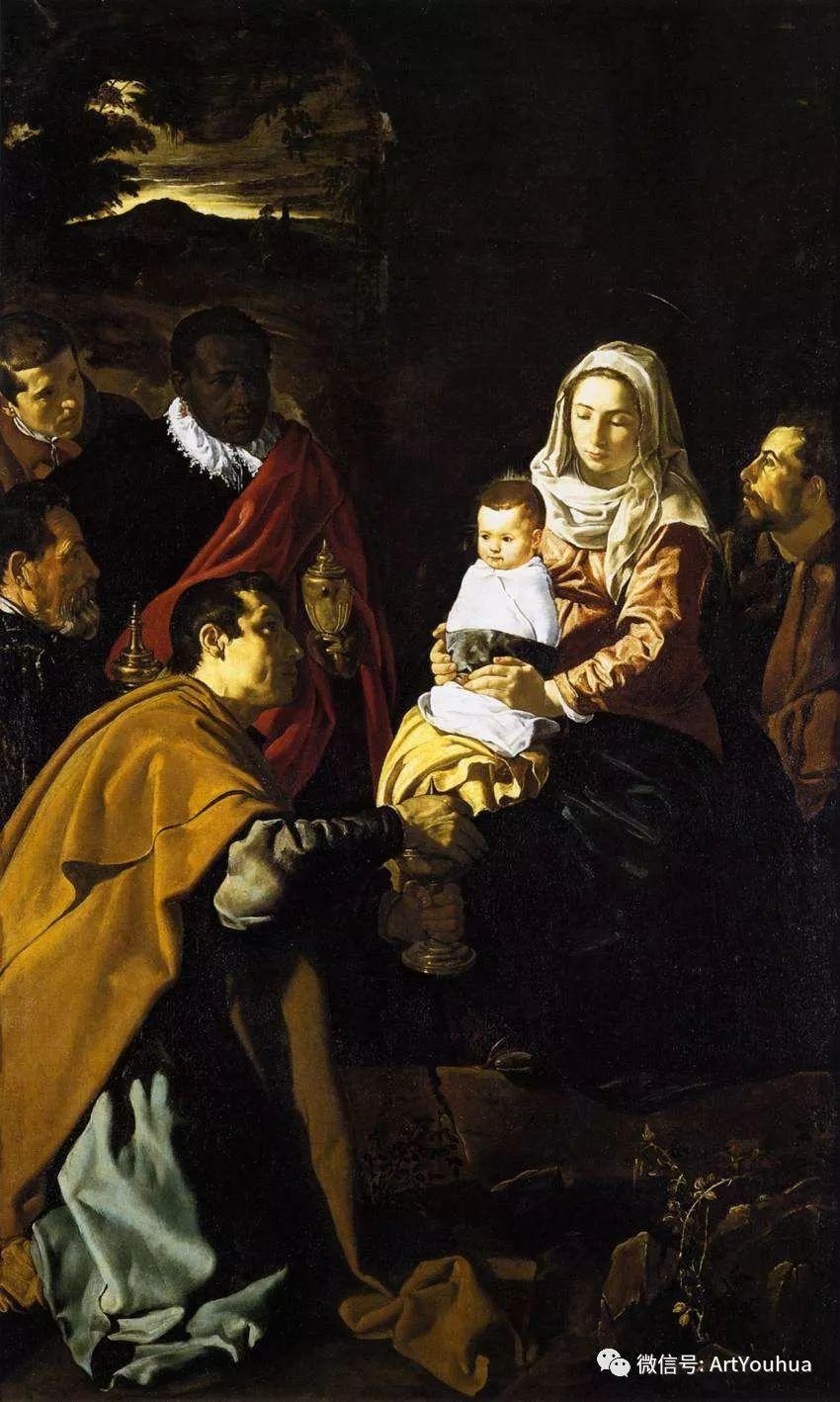 No.23 委拉斯开兹 | 西班牙最伟大的肖像画大师插图14