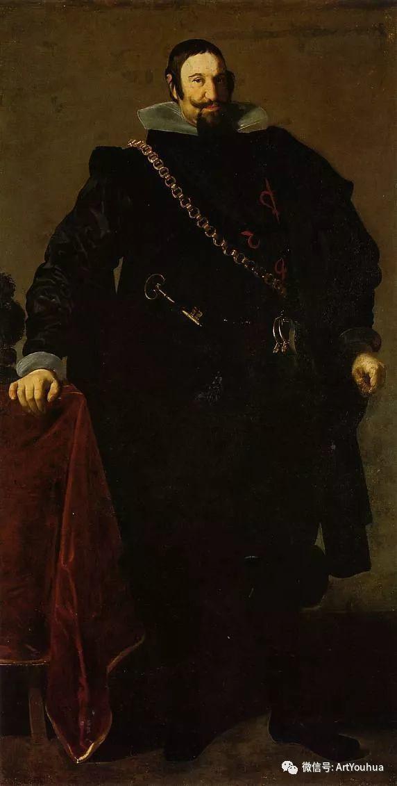 No.23 委拉斯开兹 | 西班牙最伟大的肖像画大师插图33