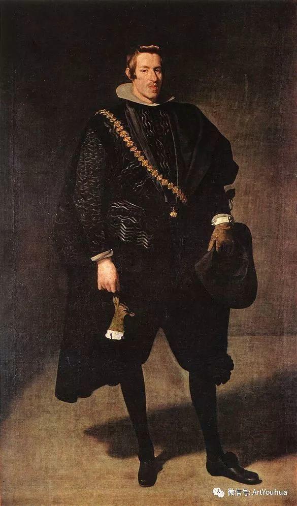No.23 委拉斯开兹 | 西班牙最伟大的肖像画大师插图39