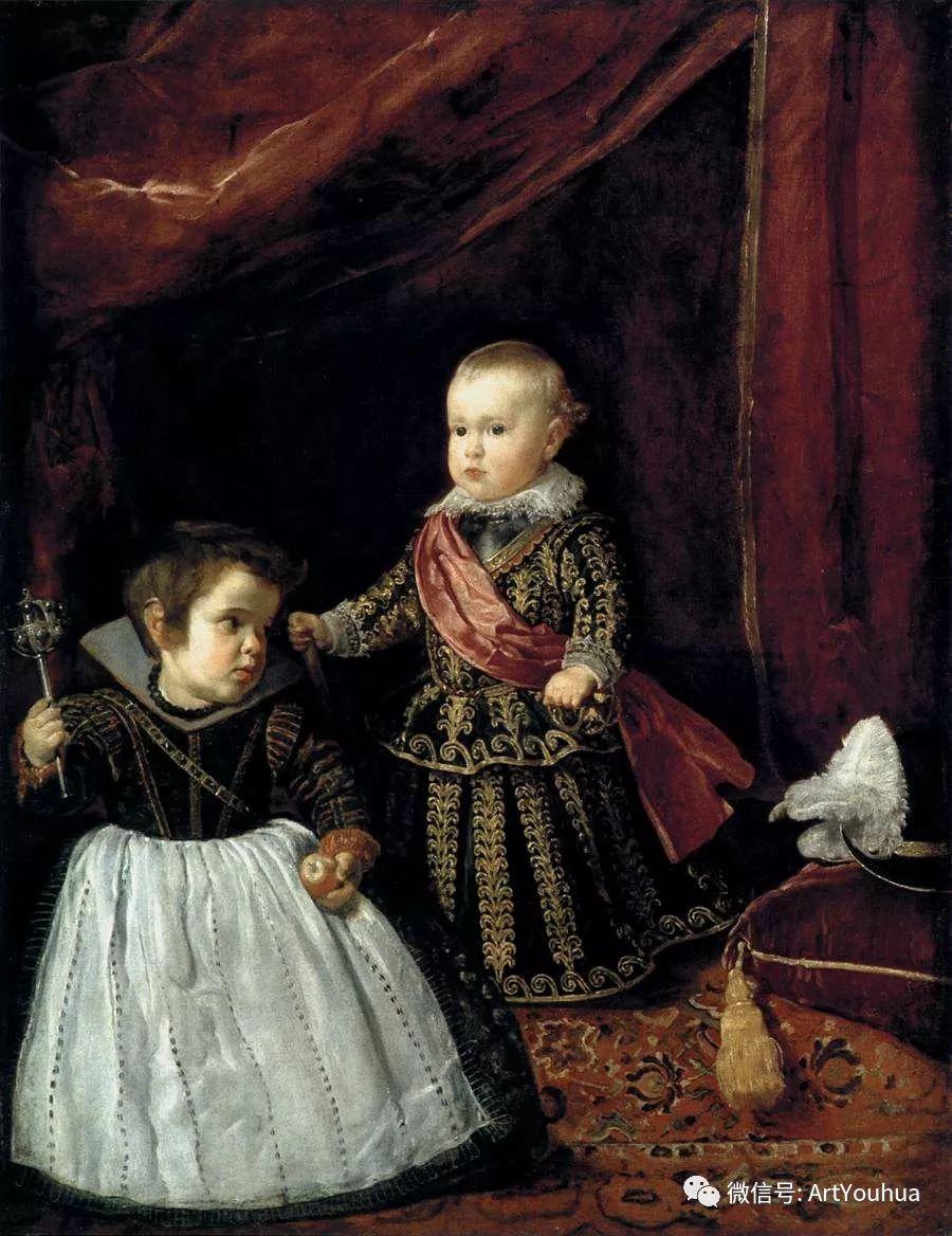 No.23 委拉斯开兹 | 西班牙最伟大的肖像画大师插图57