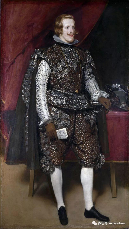 No.23 委拉斯开兹 | 西班牙最伟大的肖像画大师插图59