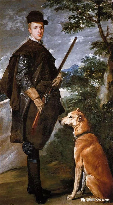No.23 委拉斯开兹 | 西班牙最伟大的肖像画大师插图60