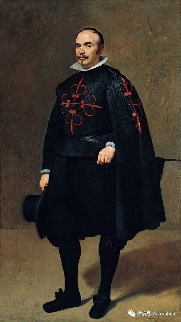 No.23 委拉斯开兹 | 西班牙最伟大的肖像画大师插图62