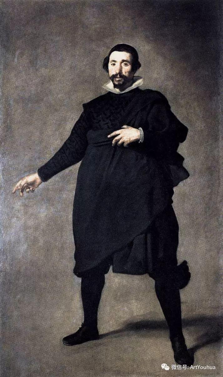 No.23 委拉斯开兹 | 西班牙最伟大的肖像画大师插图86