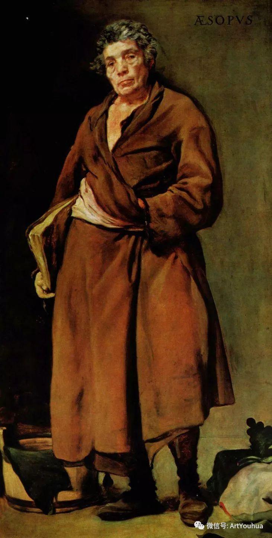 No.23 委拉斯开兹 | 西班牙最伟大的肖像画大师插图94