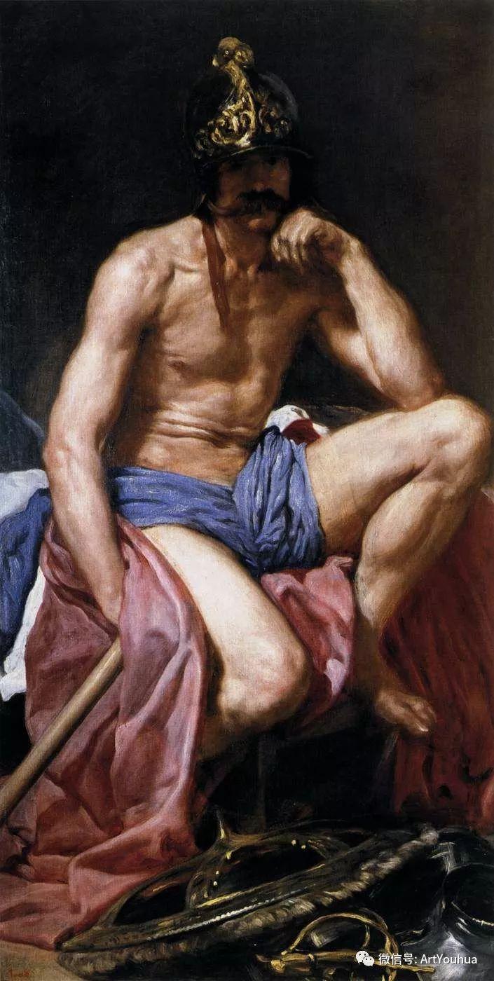 No.23 委拉斯开兹 | 西班牙最伟大的肖像画大师插图95