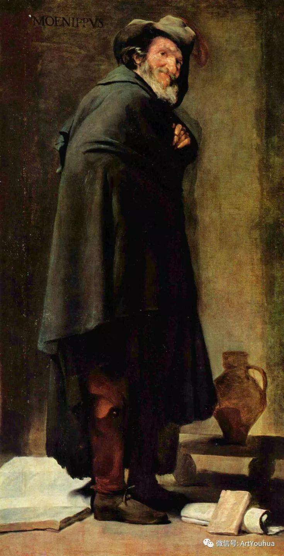 No.23 委拉斯开兹 | 西班牙最伟大的肖像画大师插图100