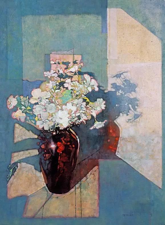 阳光、花卉和颜色 美国C·Michael Dudash插图
