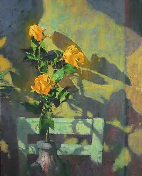 阳光、花卉和颜色 美国C·Michael Dudash插图1