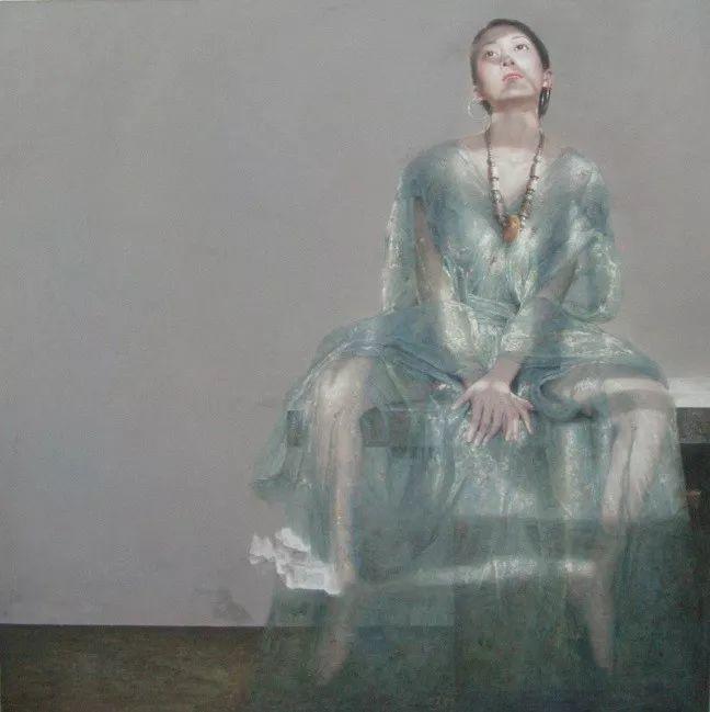 超现实语境下的女性美——戴平均插图12