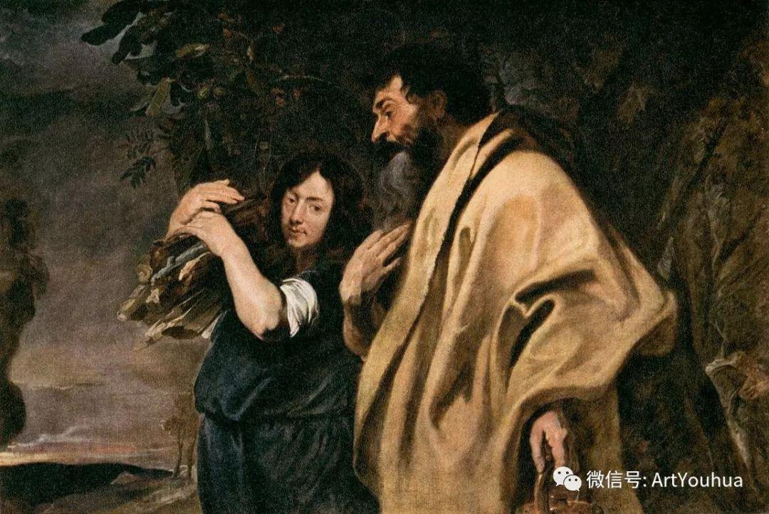 No.22 安东尼·凡·戴克   英国皇室画家中的领军人物插图19