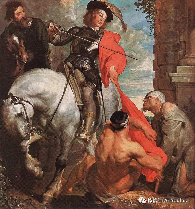 No.22 安东尼·凡·戴克   英国皇室画家中的领军人物插图25