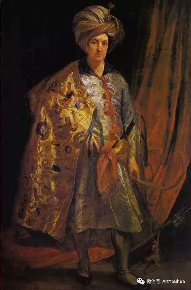 No.22 安东尼·凡·戴克   英国皇室画家中的领军人物插图81
