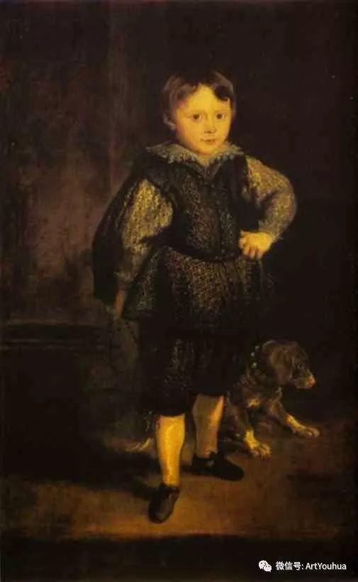 No.22 安东尼·凡·戴克   英国皇室画家中的领军人物插图91