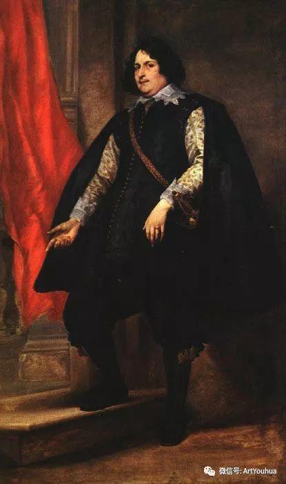 No.22 安东尼·凡·戴克   英国皇室画家中的领军人物插图99