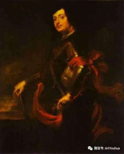 No.22 安东尼·凡·戴克   英国皇室画家中的领军人物插图109