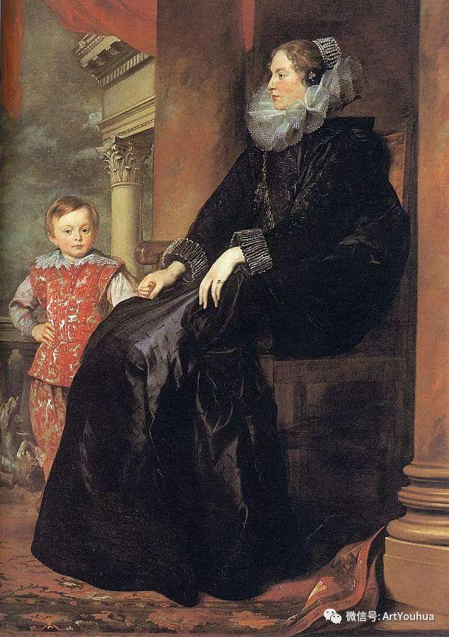No.22 安东尼·凡·戴克   英国皇室画家中的领军人物插图115