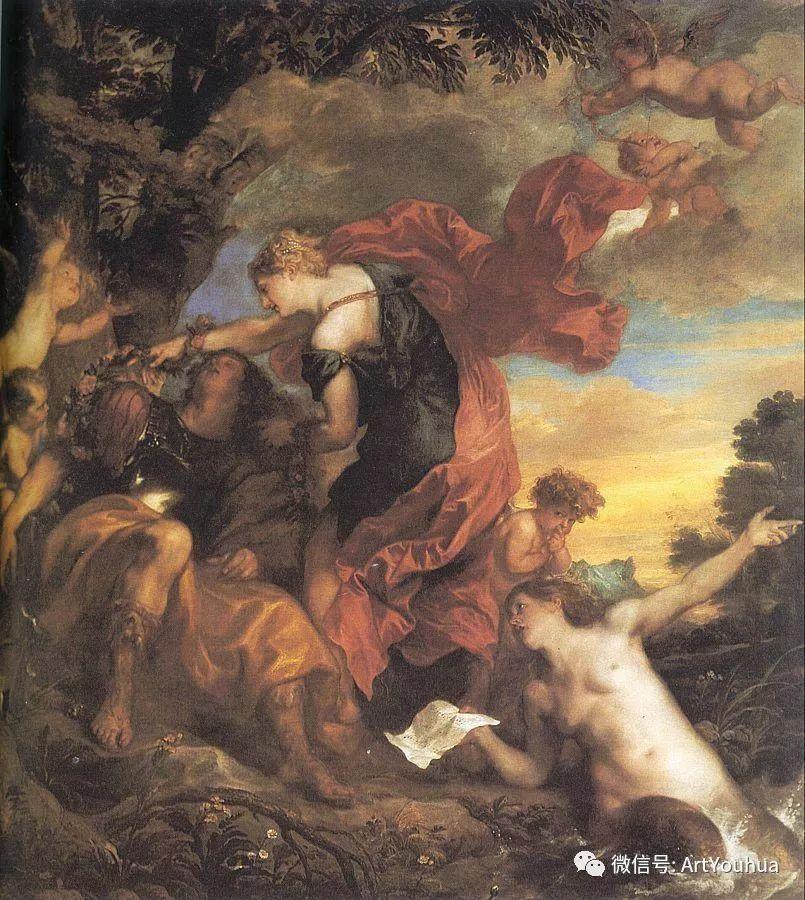 No.22 安东尼·凡·戴克   英国皇室画家中的领军人物插图155