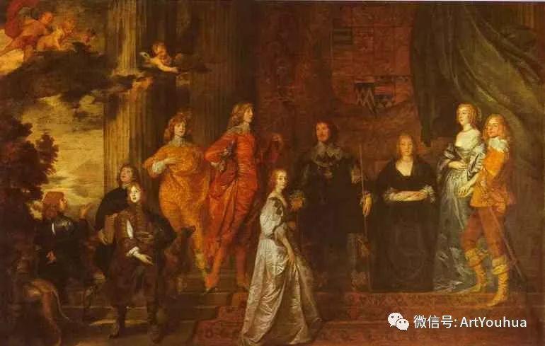 No.22 安东尼·凡·戴克   英国皇室画家中的领军人物插图165