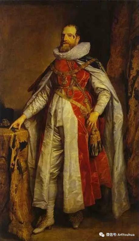 No.22 安东尼·凡·戴克   英国皇室画家中的领军人物插图177