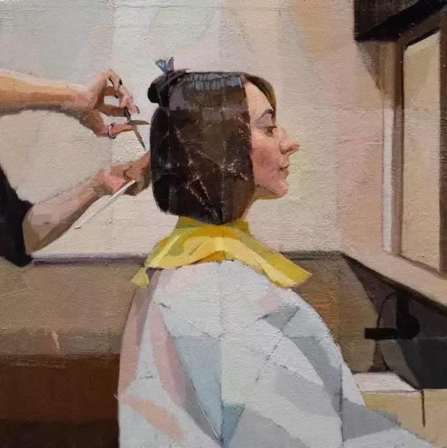 专注于当代写实油画——佐藤浩插图49