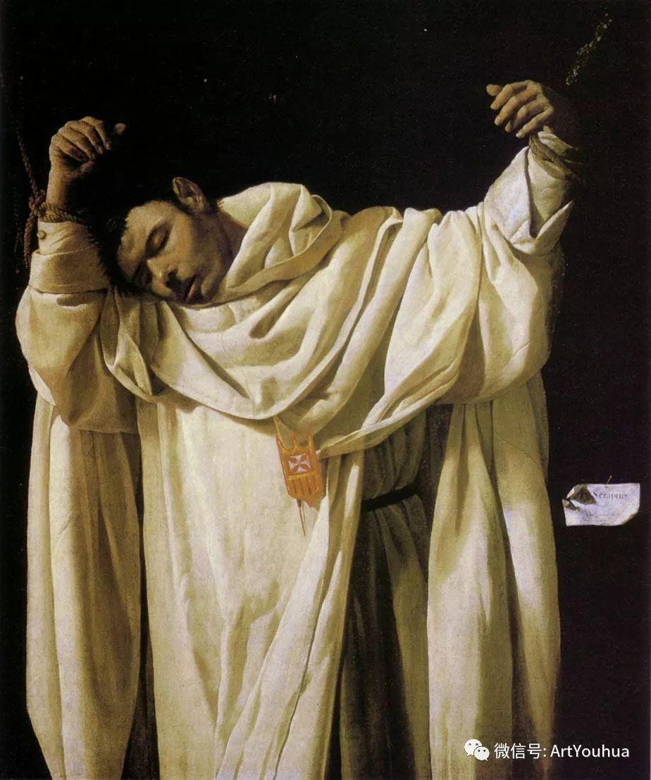 No.21 苏巴朗 | 西班牙画坛的巨匠插图7
