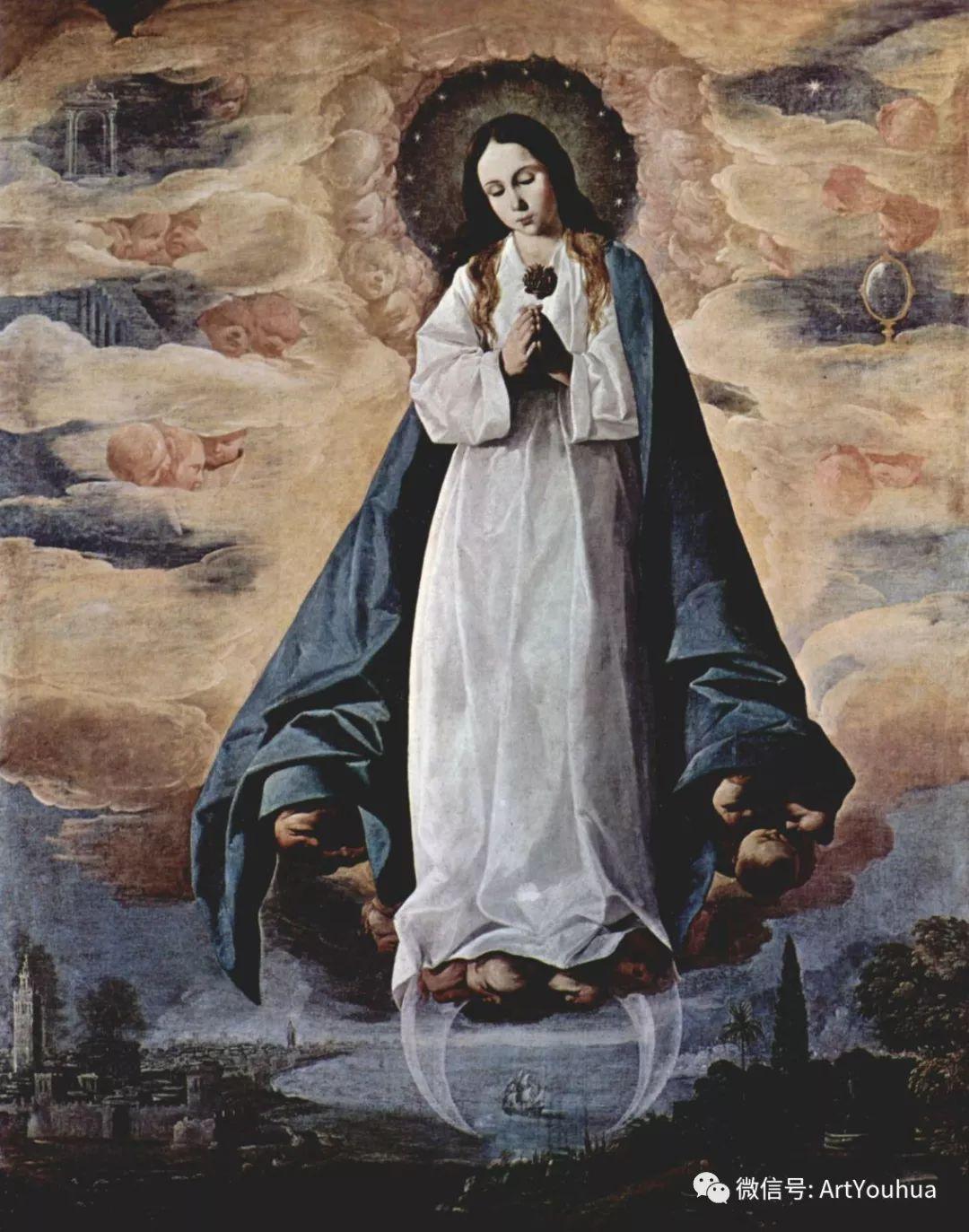 No.21 苏巴朗 | 西班牙画坛的巨匠插图19
