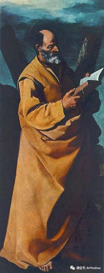 No.21 苏巴朗 | 西班牙画坛的巨匠插图23