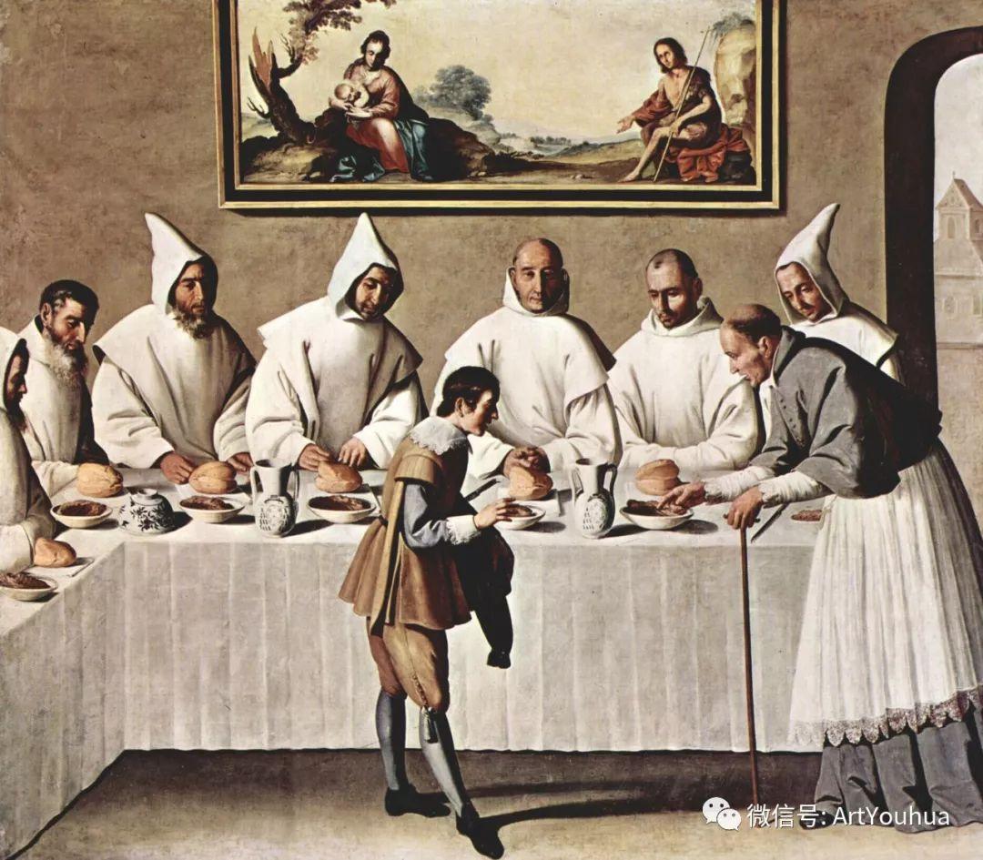 No.21 苏巴朗 | 西班牙画坛的巨匠插图37