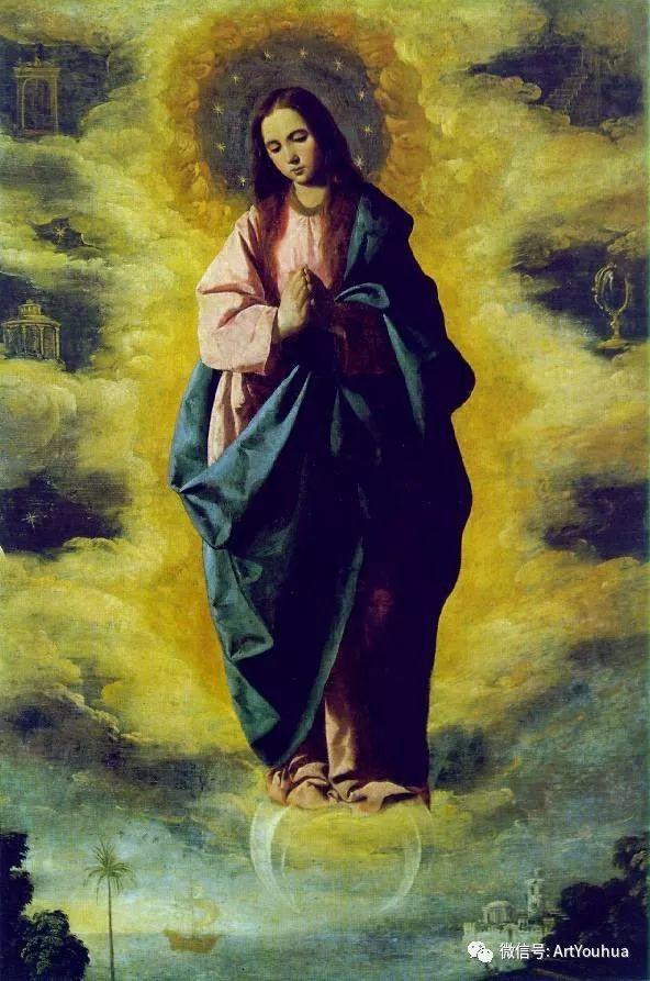 No.21 苏巴朗 | 西班牙画坛的巨匠插图57