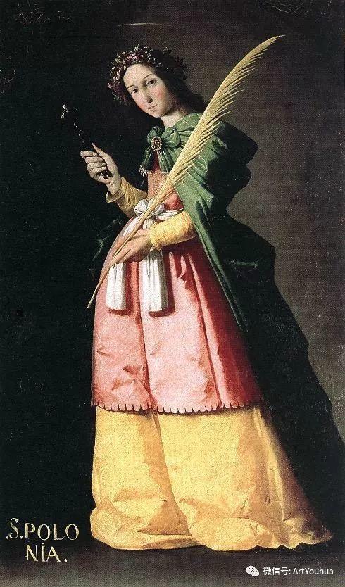 No.21 苏巴朗 | 西班牙画坛的巨匠插图59