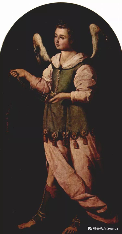 No.21 苏巴朗 | 西班牙画坛的巨匠插图63