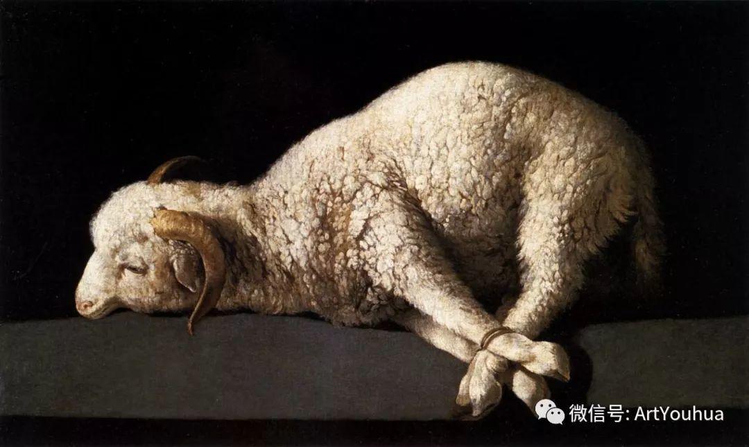 No.21 苏巴朗 | 西班牙画坛的巨匠插图91